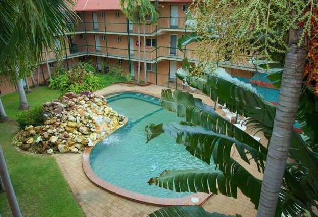 Alatai Holiday Apartments - Tourism Cairns