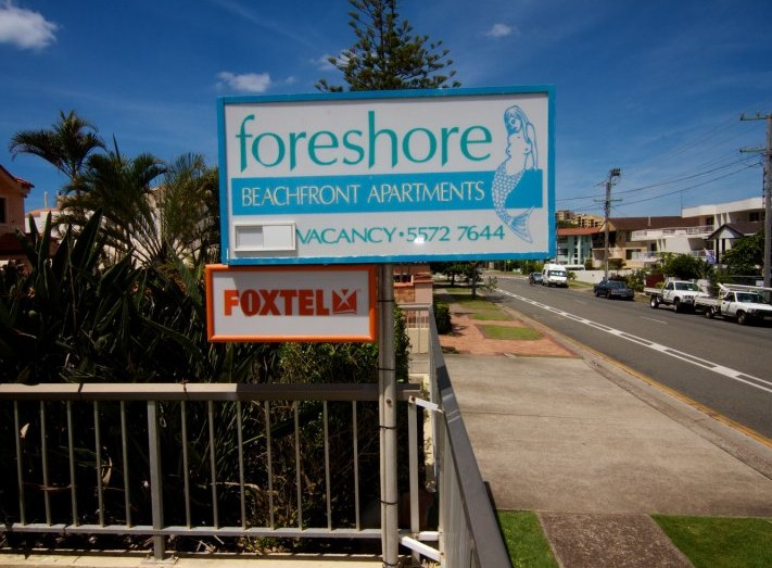 Foreshore Apartments Mermaid Beach - Tourism Cairns
