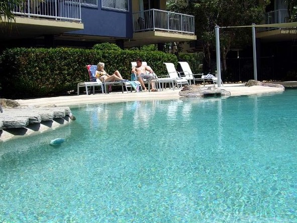 Seacove Coolum Resort - Tourism Cairns