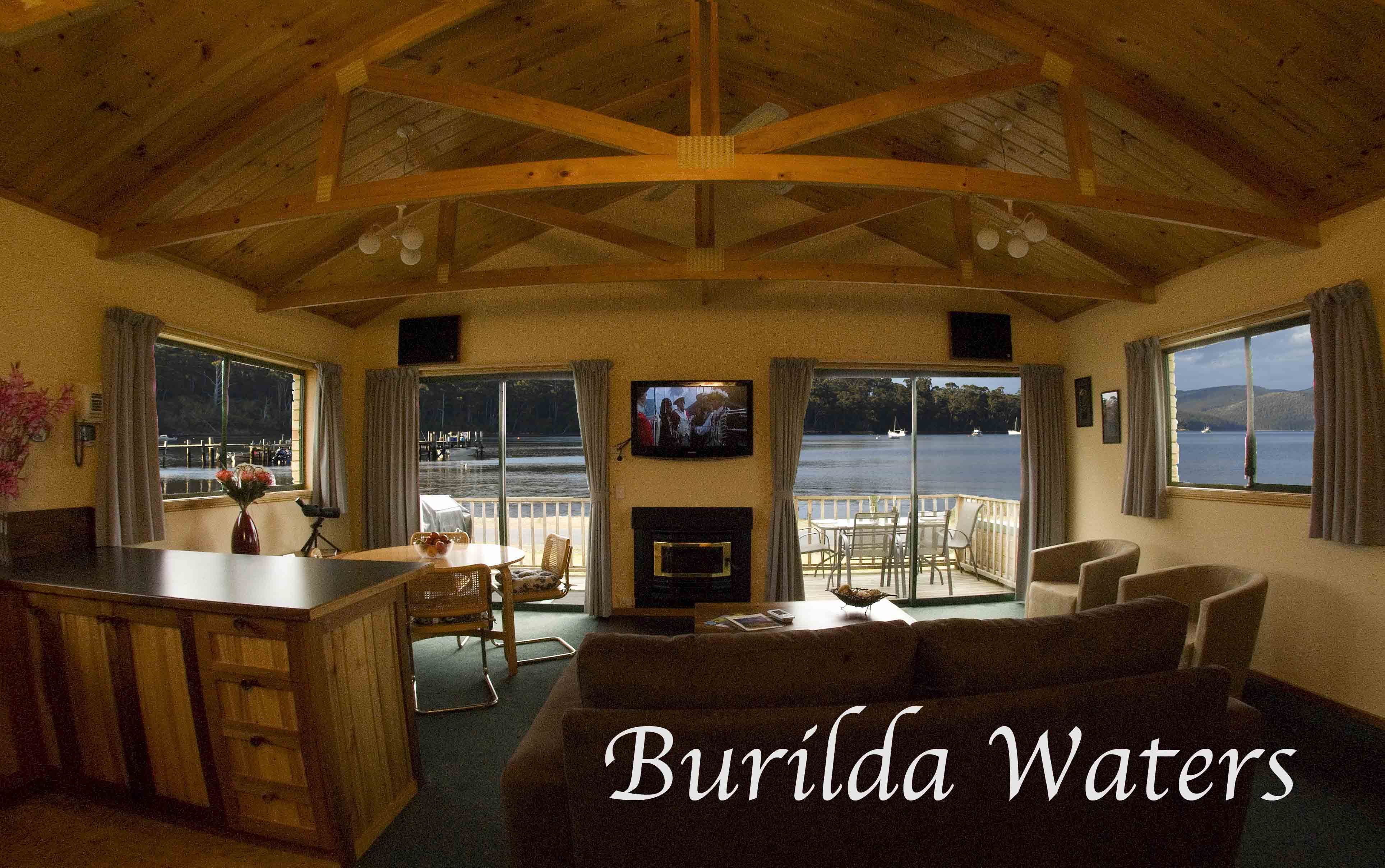 Burilda Waters Port Arthur Waterfront Accommodation - Tourism Cairns