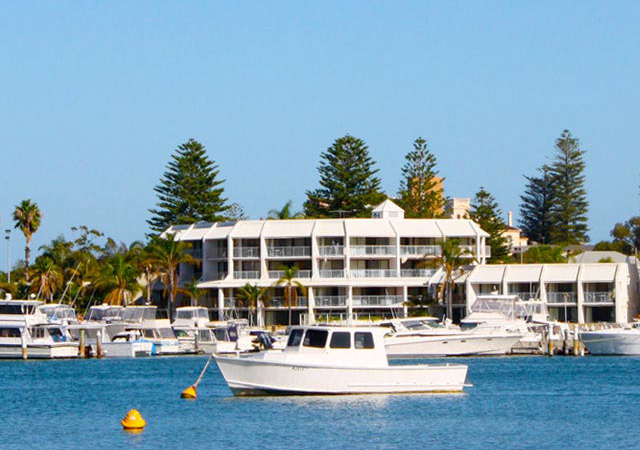 Pier 21 Apartment Hotel Fremantle - Tourism Cairns