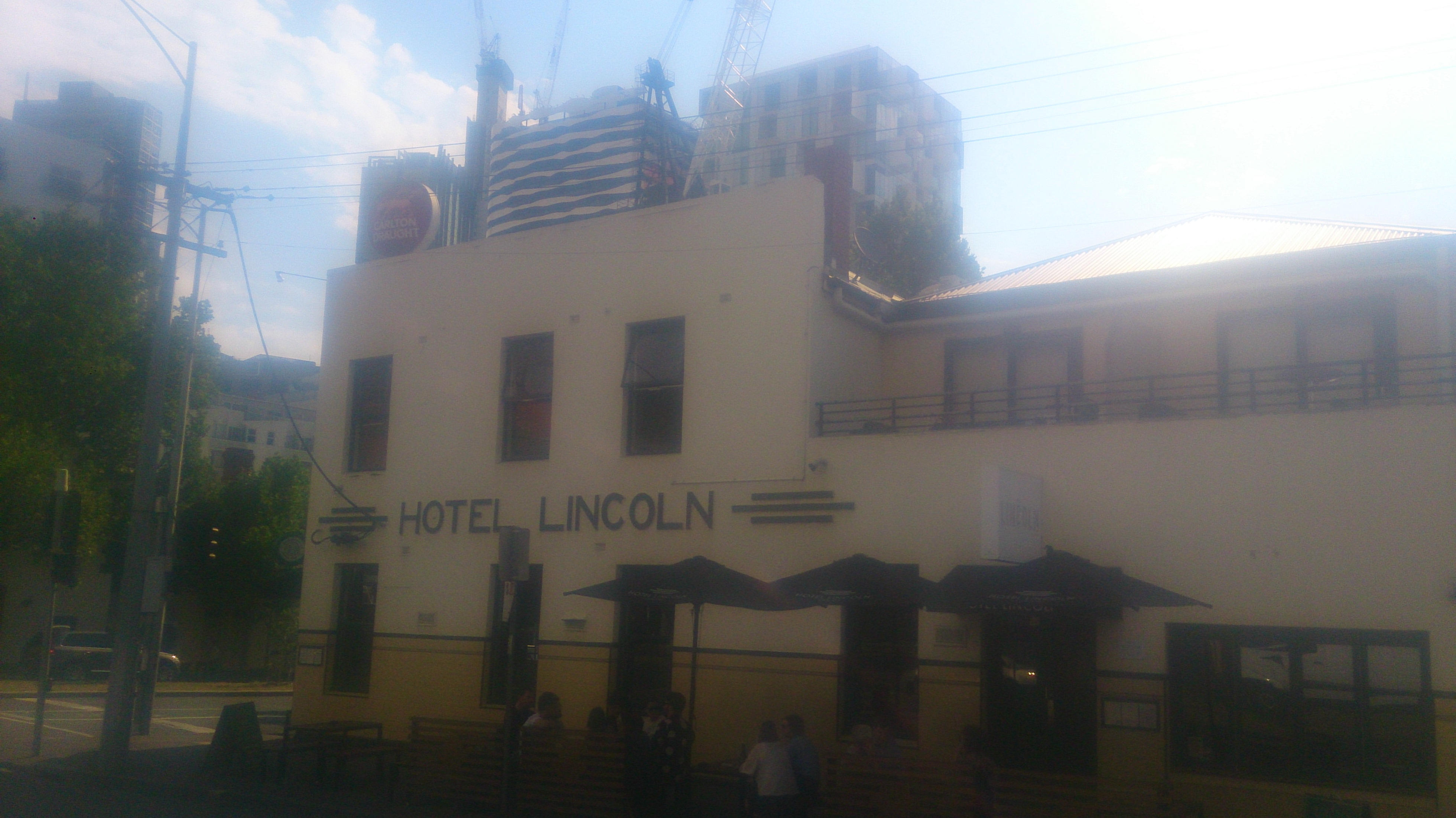 Hotel Lincoln - Tourism Cairns