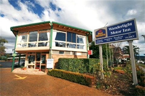 Wanderlight Motor Inn - Tourism Cairns