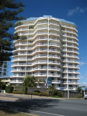 Meridian Tower - Tourism Cairns