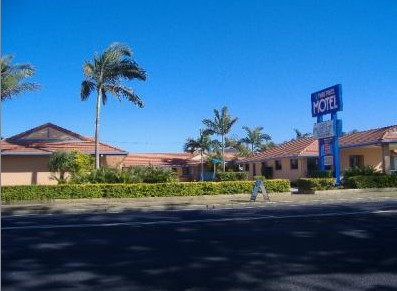 Twin Pines Motel - Tourism Cairns