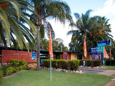 Motel Oasis - Tourism Cairns