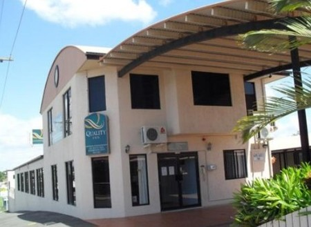 Quality Inn Harbour City - Tourism Cairns