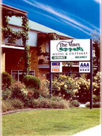 The Vines - Tourism Cairns