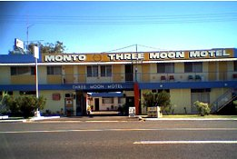 Monto Three Moon Motel - Tourism Cairns