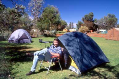 Voyages Ayers Rock Camp Ground - Tourism Cairns
