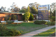 Alexandra Motel and Motor Inn - Tourism Cairns