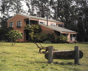 Moffat Falls Lodge And Cottages - Tourism Cairns