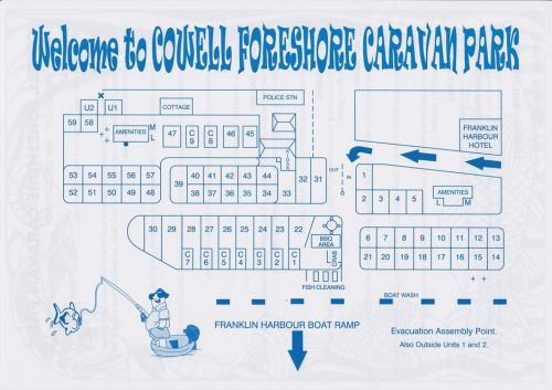 Cowell Foreshore Caravan Park amp Holiday Units