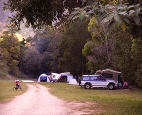 Mt Warning Holiday Park - Tourism Cairns