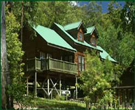 Barrington Wilderness Cottages - Tourism Cairns