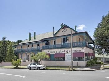 The Victoria amp Albert Guesthouse - Tourism Cairns