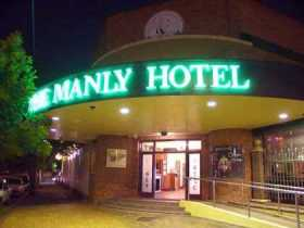Manly Hotel The - Tourism Cairns