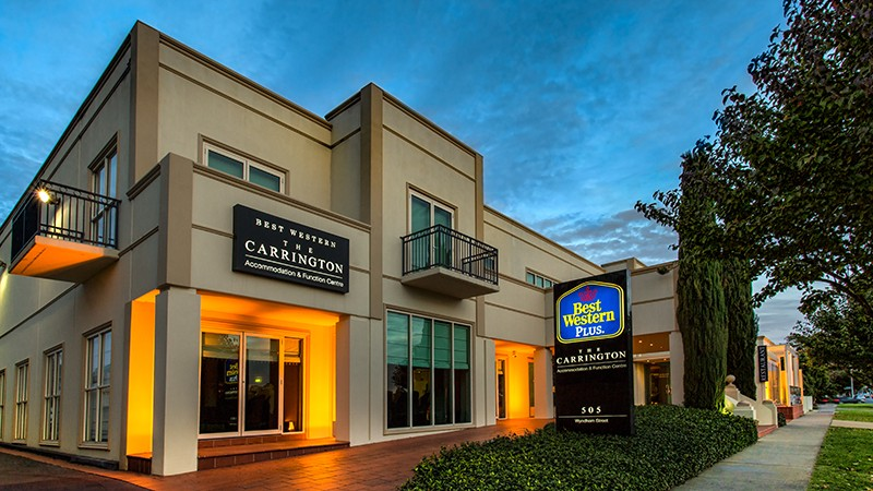 BEST WESTERN PLUS The Carrington - Tourism Cairns
