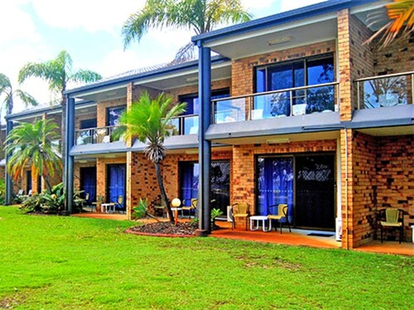 Bribie Waterways Motel - Tourism Cairns