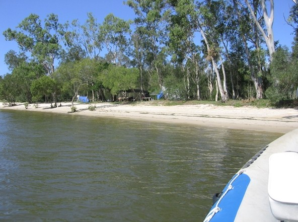 Mission Point Camping Area - Tourism Cairns