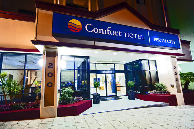 Comfort Hotel Perth City - Tourism Cairns