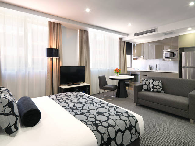 Meriton Serviced Apartments - North Ryde - Tourism Cairns