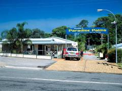 Paradise Palms Carey Bay - Tourism Cairns