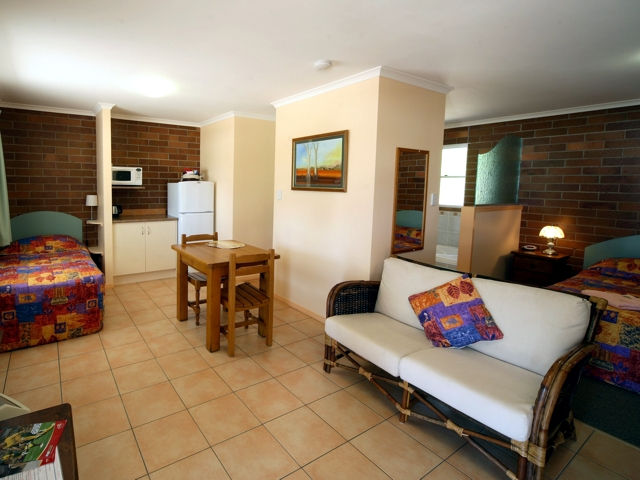 Rubyvale Motel  Holiday Units - Tourism Cairns