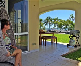 Absolute Beachfront Apartment - Tourism Cairns