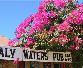Daly Waters Historic Pub - Tourism Cairns