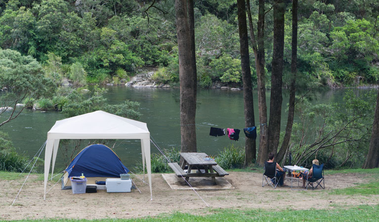 Platypus Flat campground - Tourism Cairns