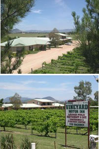 Mudgee Vineyard Motor Inn - Tourism Cairns