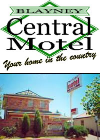Blayney Central Motel - Tourism Cairns