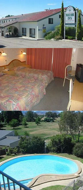 Tumut Motor Inn - Tourism Cairns