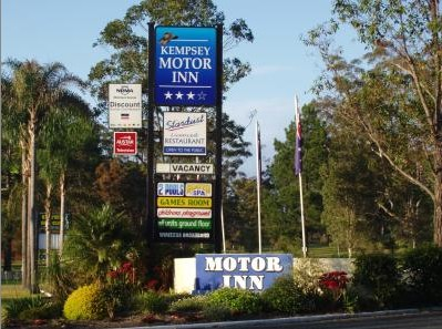 Kempsey Motor Inn - Tourism Cairns