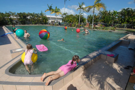 Kurrimine Beach Holiday Park - Tourism Cairns