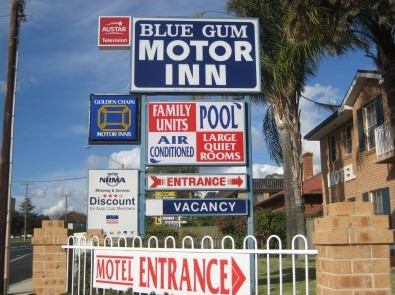 Blue Gum Motor Inn - Tourism Cairns