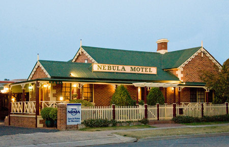 Nebula Motel - Tourism Cairns