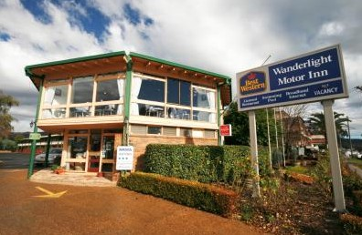 Best Western Wanderlight Motor Inn - Tourism Cairns