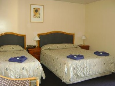 Mudgee Motor Inn - Tourism Cairns