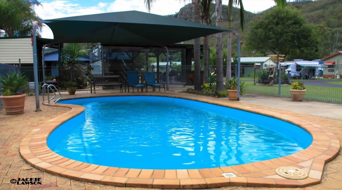 Esk Caravan Park And Rail Trail Motel - Tourism Cairns