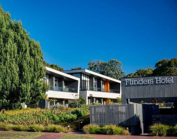Flinders Hotel - Tourism Cairns