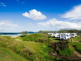 Noosa North Shore Beach Campground - Tourism Cairns