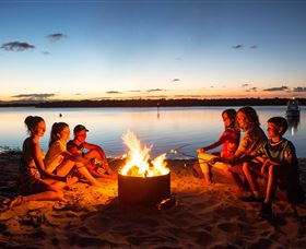 South Stradbroke Island Camping - Tourism Cairns