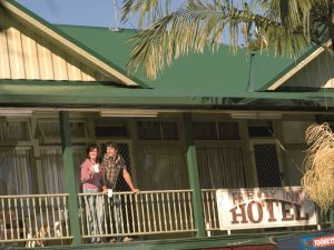 The Eltham Hotel  - Tourism Cairns
