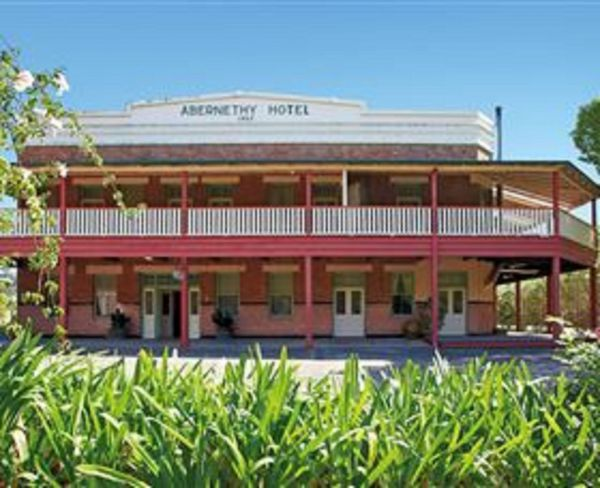 Abernethy House - Tourism Cairns
