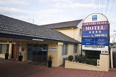 Quality Inn Country Plaza Queanbeyan - Tourism Cairns