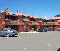 Poets Recall Motel - Tourism Cairns