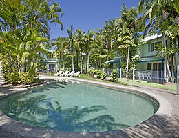 Coco Bay Resort - Tourism Cairns