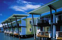 Couran Cove Island Resort - Tourism Cairns